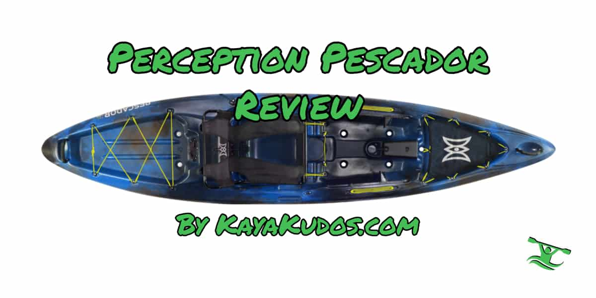 Perception Pescador Kayak
