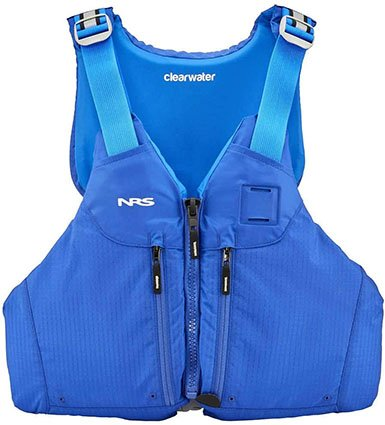 NRS Clearwater Mesh Back Personal Flotation Device