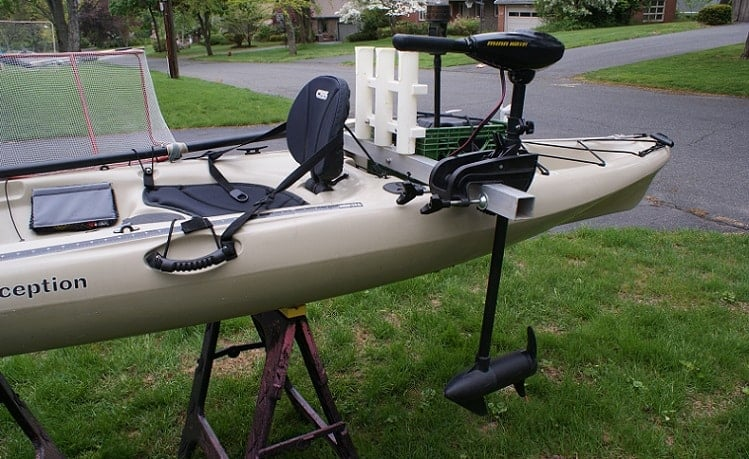 How To Mount A Trolling Motor