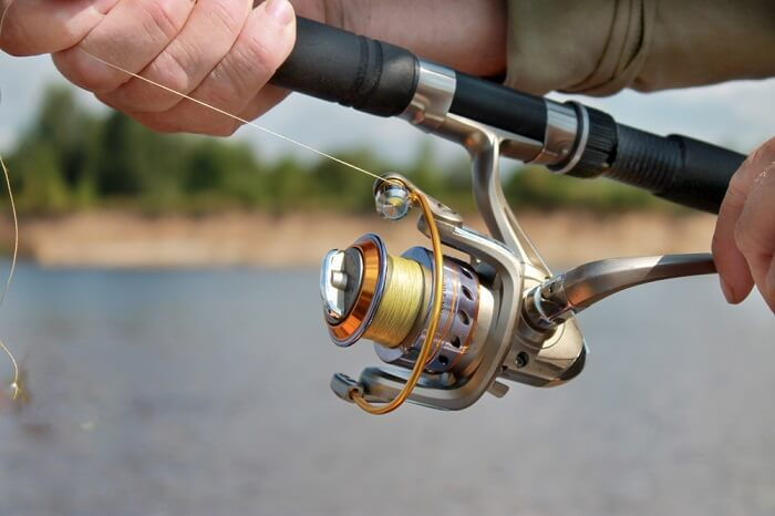 How to Line a Spinning Reel