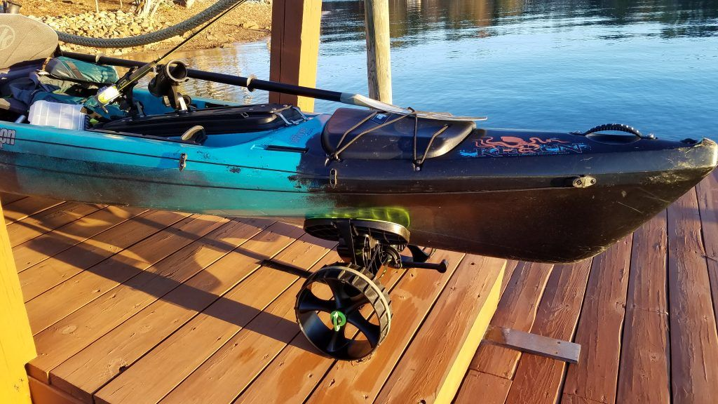 How to Use a Kayak Trolley