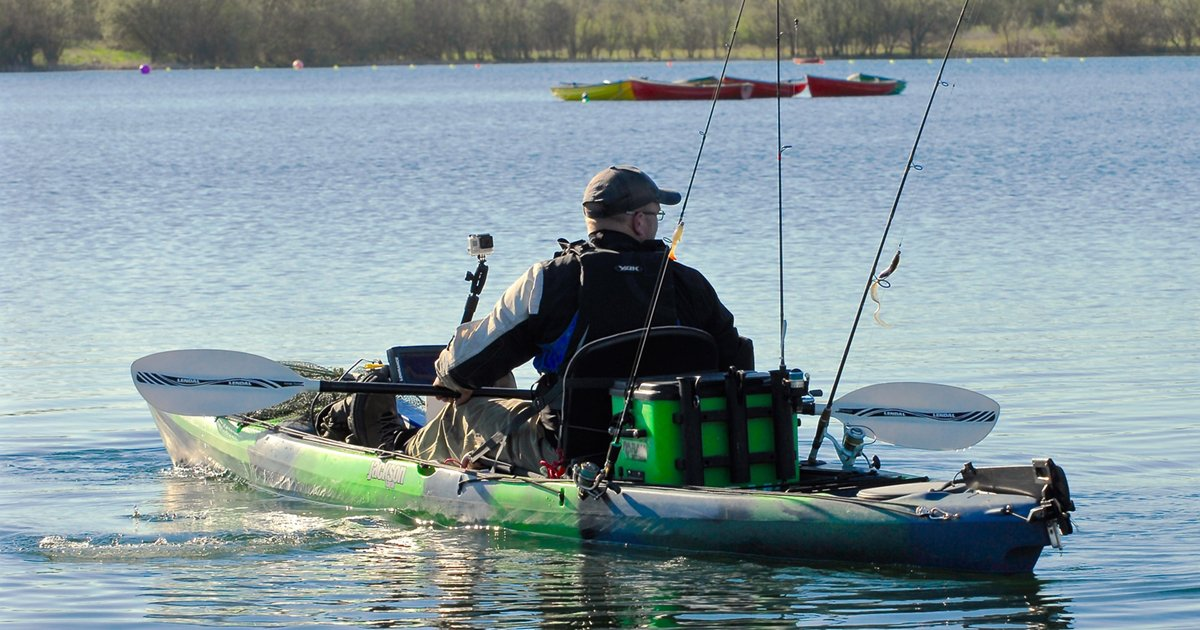 How to Rig a Fishing Kayak