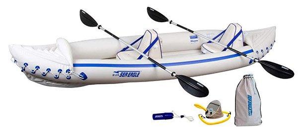 Sea Eagle SE370 Pro