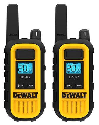 DeWalt DXFRS300 1 Watt Heavy Duty Walkie Talkies