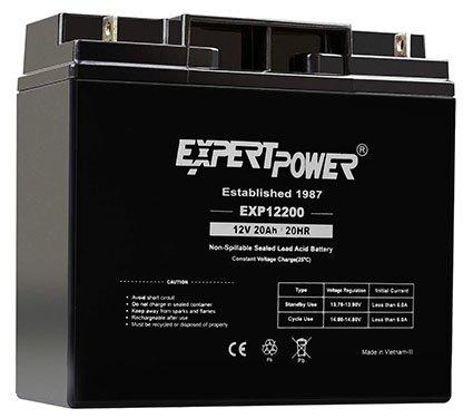 Expert Power Rechargeable SLA Battery