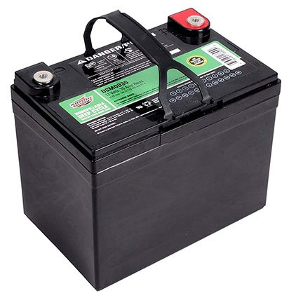Interstate Batteries Deep Cycle AGM Battery