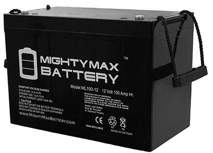 Mighty Max SLA Trolling Motor Battery
