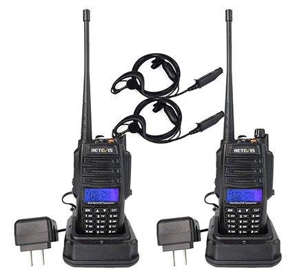 Retevis RT6 IP67 Two Way Radio