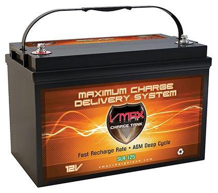 VMAX Deep Cycle AGM Battery