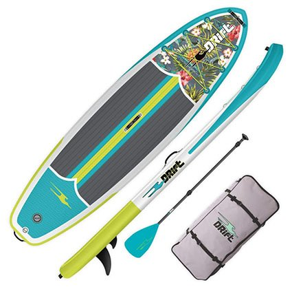 "Drift 10'8"" Inflatable Stand up Paddleboard"
