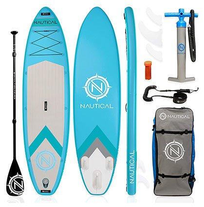 iRocker Nautical Inflatable Paddle Board