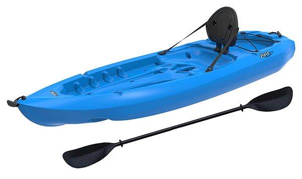 Lotus Sit-On-Top Kayak with Paddle