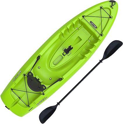 Lifetime Hydros 85 Angler Kayak
