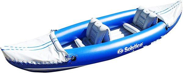 Solstice Rogue Inflatable Kayak
