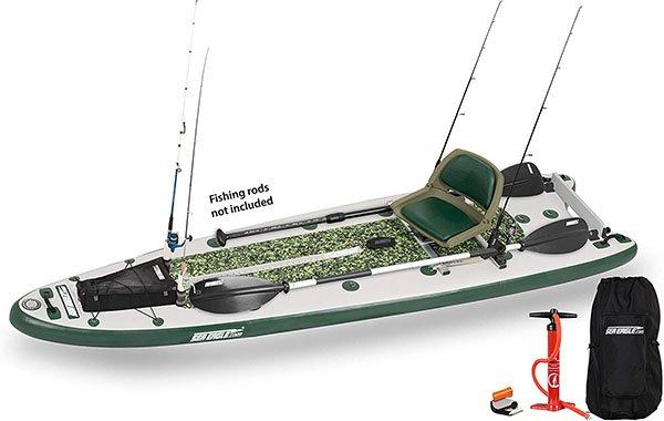 Sea Eagle FishSUP 126