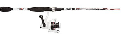 Abu Garcia IKE Dude Spinning and Spincast Rod-Reel Combo