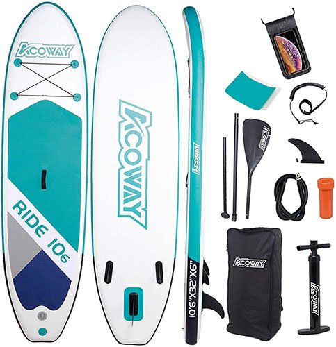 Acoway Inflatable Paddleboard