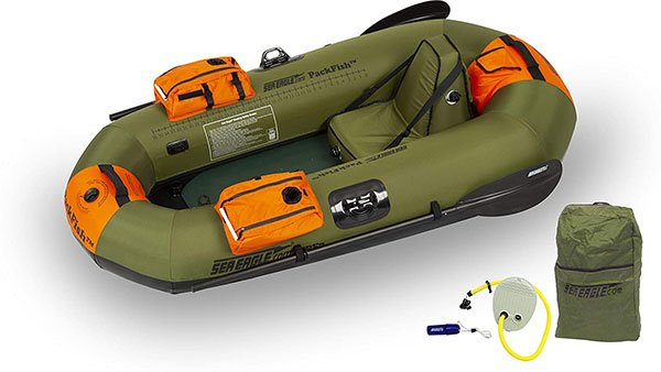 Sea Eagle PF7K PackFish Inflatable Boat
