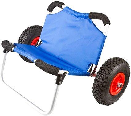 Apex KC Hybrid Kayak Dolly and Seat
