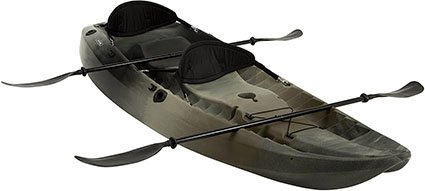 Lifetime 10 ft Sport Fisher Tandem Kayak