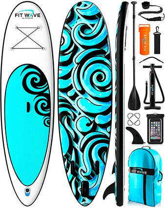 FITPULSE Paddle Board